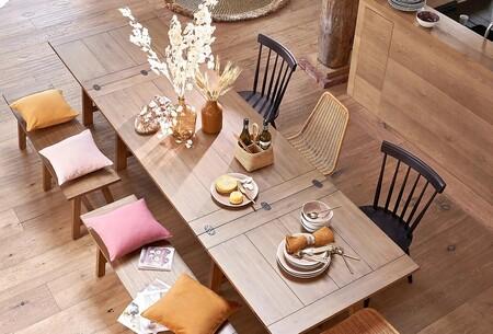 Hasta 40% de descuento en La Redoute en su sección de hogar, con vajillas, mobiliario o decoración a buen precio