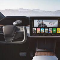 """Los nuevos Tesla tendrán una """"palanca de cambios táctil"""": así podrás cambiar a reversa desde una pantalla en los Model S o X """"sin botones"""""""