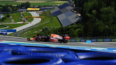 Albon Austria F1 2020