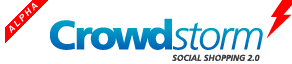 Probando Crowdstorm, red social de compras