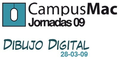Jornada CampusMac de dibujo digital en Madrid, el dia 28 de marzo