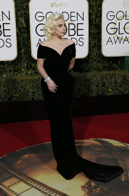 Lady Gaga Look