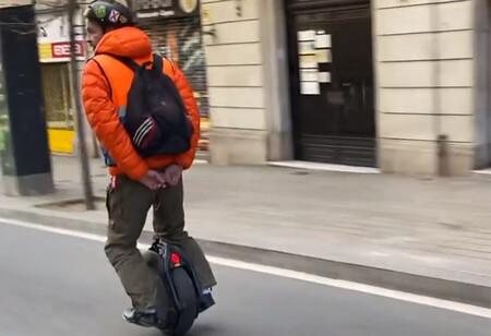 Monociclo Barcelona 70 Kmh Vmp 1