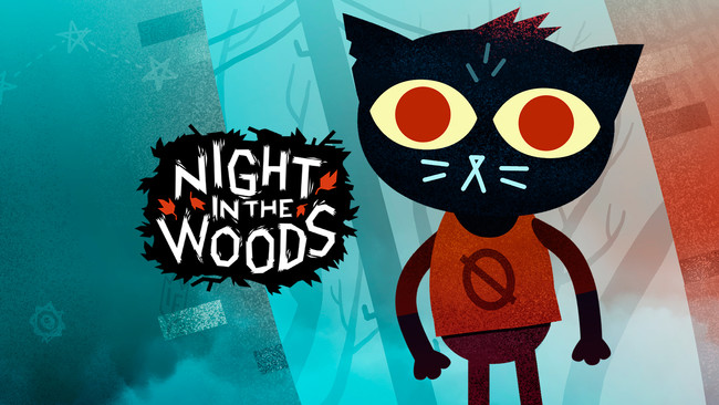 Nigh in the woods
