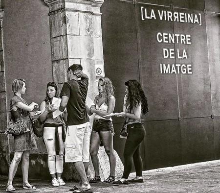 """El Palacio de la Virreina en Barcelona: el Centro de la Imagen y la tradición de """"els gegants"""""""