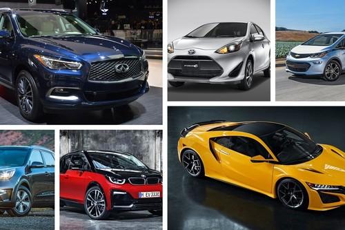 Todos los autos híbridos y eléctricos que se venden en México