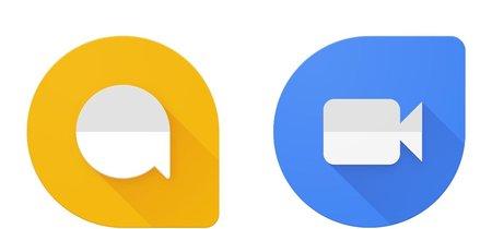 Google Duo estrena las llamadas de voz y Google Allo el envío de archivos