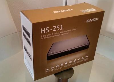 QNAP HS-251, uno de los mejores NAS para el salón de casa: Análisis