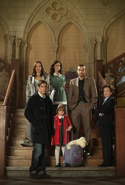 El internado debuta con récord de audiencia