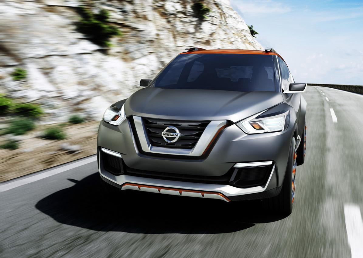 Foto de Nissan Kicks Concept (16/26)