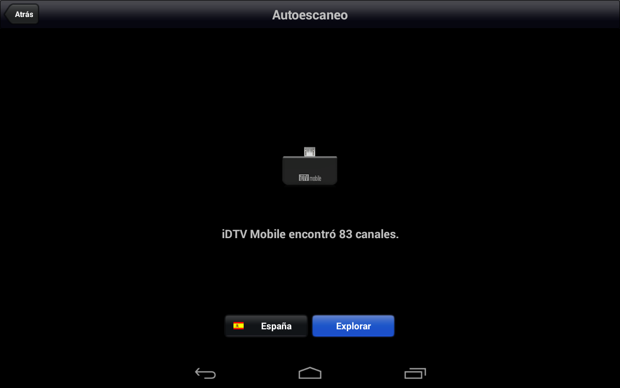 Foto de Android DVB-T TV Receiver (2/4)