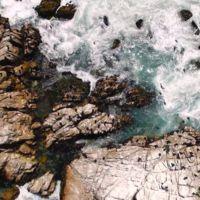 Paseos aéreos que nos muestran alucinantes fragmentos escondidos de California
