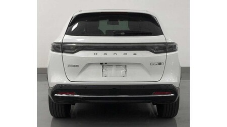 Honda Hrv Electrica Primeras Imagenes 2