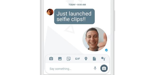 Selfie Clips