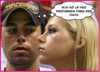Enrique Iglesias desmiente los rumores de paternidad