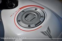 Yamaha MT-03, prueba (conducción en ciudad y carretera)