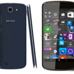ARCHOS 50e Helium y 50 Cesium, dos nuevos teléfonos de entrada con sabor Windows 10 o Android 5.1
