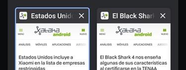 Cómo agrupar las pestañas abiertas en Google Chrome