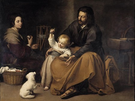 Sagrada Familia Pajarito