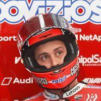 Andrea Dovizioso y la lesión más inoportuna: renovar con Ducati y el inicio de MotoGP quedan en cuarentena
