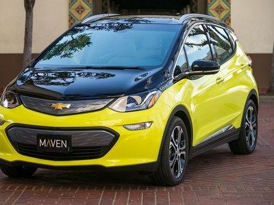 Así se está fraguando la revolución del Chevrolet Bolt: ya hay flota compartida y, próximamente, autónoma
