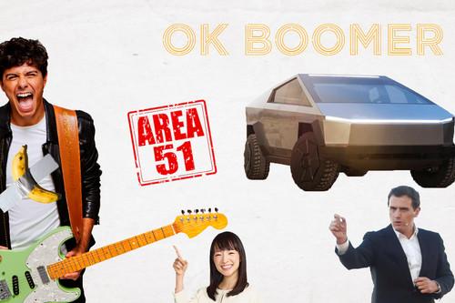 Ok Boomer, Área 51 y los poemas de Alfred García: los mejores memes de 2019