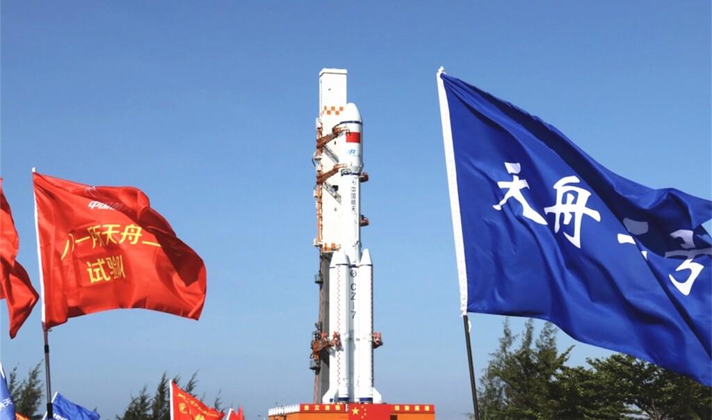 China acopla el segundo módulo a su estación espacial y en unos días enviarán a los primeros astronautas