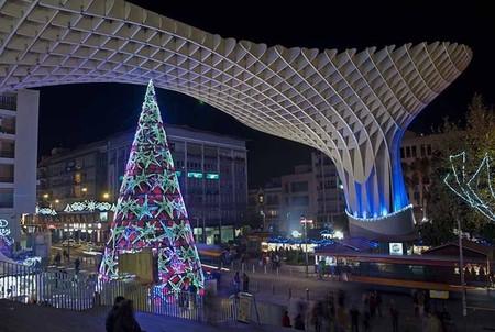 Mercado Navideno De Artesania Sevilla
