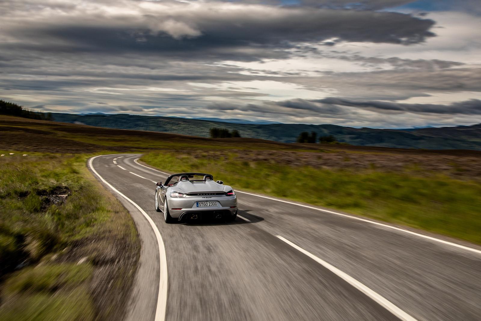 Foto de Porsche 718 Spyder (prueba contacto) (152/296)