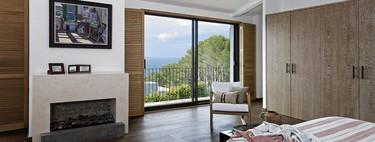 Puertas abiertas: una casa en la Costa Brava que se abre al mar