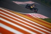 Sebastian Vettel impone su ley en India