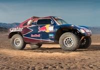 Así es el buggy de Carlos Sainz para el Dakar