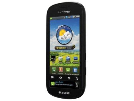 Samsung Continuum, el teléfono Android con dos pantallas SuperAMOLED