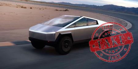 """""""Hemos construido una Cybertruck fake para trolear a Tesla"""". ¿De dónde salen las réplicas de la pick-up eléctrica?"""