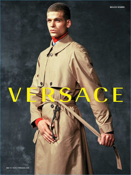 Versace Fall Winter 2017 Mens Campaign 003