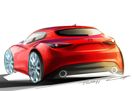 El nuevo Mazdaspeed 3 se dejará ver en Frankfurt... como prototipo