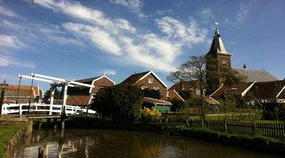 Marken: un viaje al pasado desde Ámsterdam