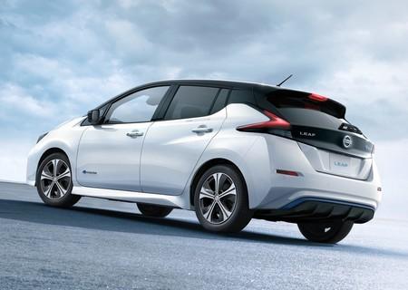 Nissan Leaf 2018 1280 0d