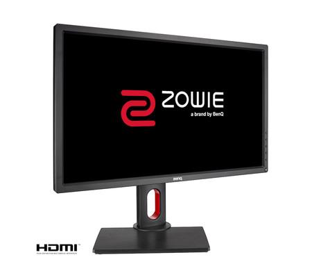 BenQ amplía la gama de monitores gaming con el Zowie RL2755T, un monitor pensado para usar con tu consola