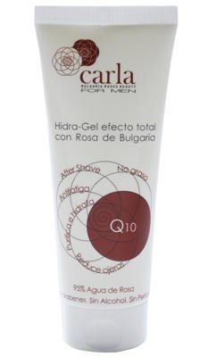 Probamos el Hidra-Gel For Men de Carla Bulgaria Roses, el poder de las rosas también en nuestra piel