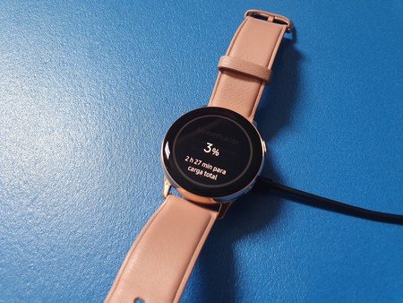 Samsung Galaxy Watch Active 2 Analisis Mexico Bateria Autonomia