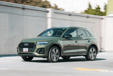 Audi Q5 2021 Opiniones Prueba Mexico 10a