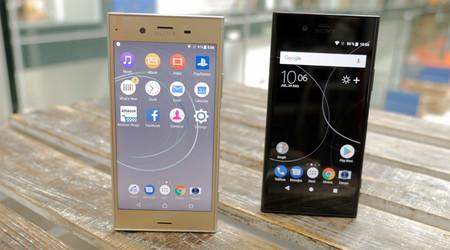 Xperia XZ1 y Xperia XZ1 Compact: Sony se lanza al mercado sin muchas novedades, pero con Android Oreo bajo el brazo