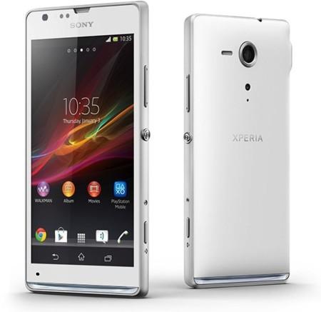 Sony Xperia SP, un atractivo teléfono que está a punto de llegar