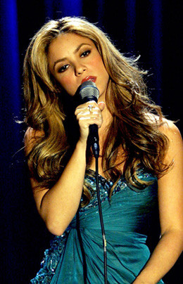 Shakira, de preestreno cinematográfico
