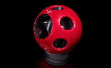 Éste es el nuevo ventilador-circulador de aire esférico de Panasonic