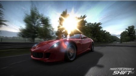 'Need for Speed: Shift': Ferrari vuelve a la saga