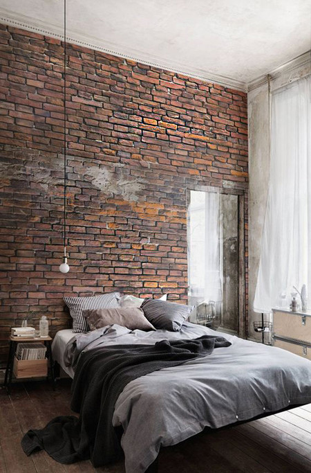 Dormitorio Ladrillo 5