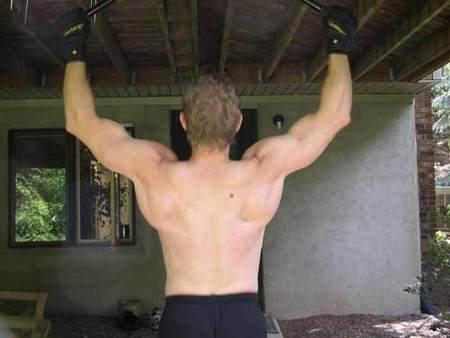 Ejemplo de rutina por días y grupos musculares a trabajar en cada jornada