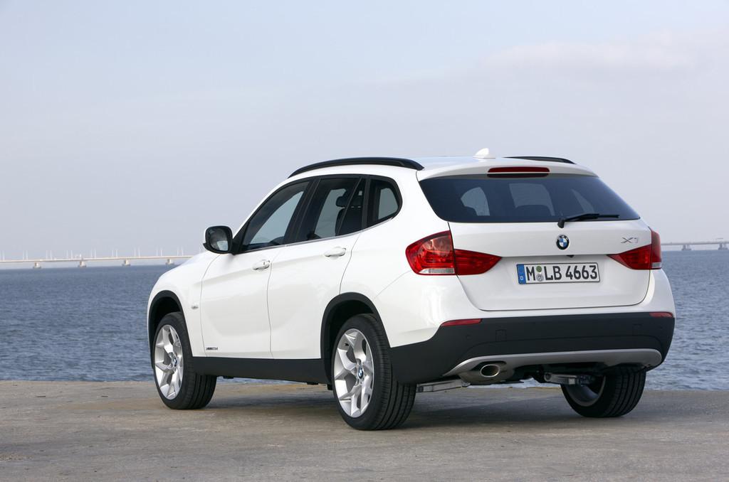 Foto de BMW X1 (13/120)